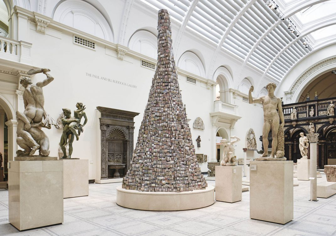 Barford Tower of Babel Victoria and Albert museum 2015